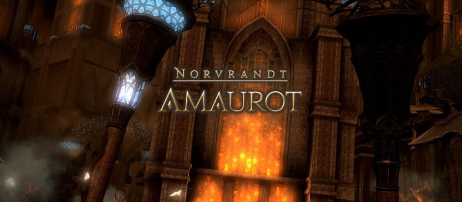 """Design Analysis of Final Fantasy XIV's """"Amaurot"""""""