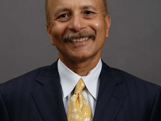Supporter Spotlight: Dr. Rafat Ansari