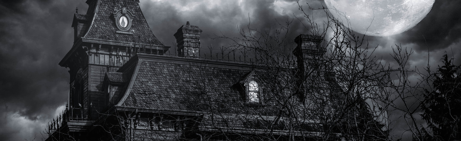 THE HAUNTED MANSION: A Sherlock Holmes Mystery