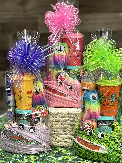 Monster Deluxe Gift Bag For Kids