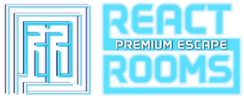 REACT Premium Escape Rooms Logo
