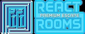 REACT Premium Escape Rooms Logo