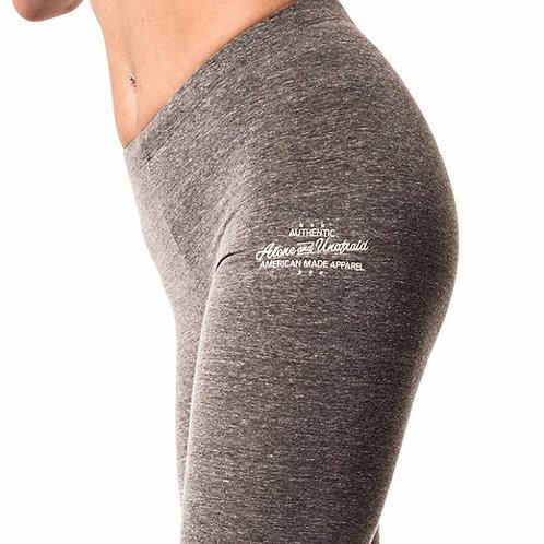 Authentic Wear Women's Tri-Blend Leggings