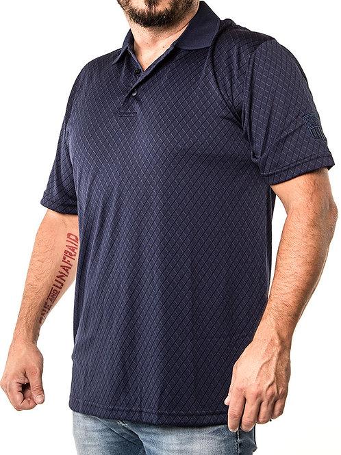 Authentic Wear Men's Diamond Polo