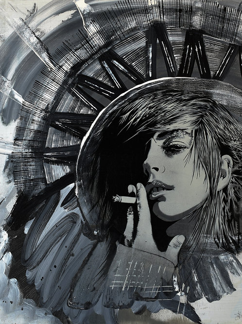 MR GEV - Inka Stencil