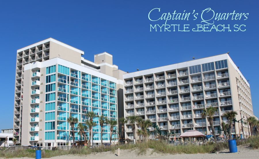 Re-opening at Captain's Quarters, Myrtle Beach