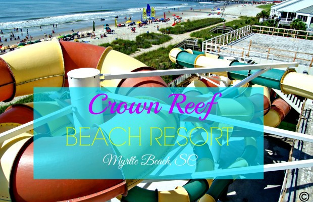Grand Opening at the Crown Reef Beach Resort in Myrtle Beach
