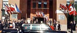 1997 G-8 Summit, Denver, CO