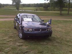 BMW Armored Vehicle