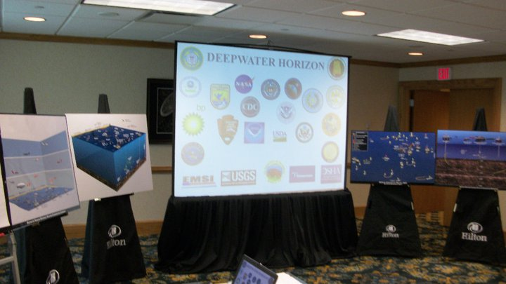 Deep Water Horizon Briefing