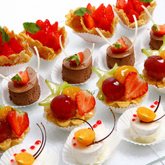 Assorted Dessert Tray