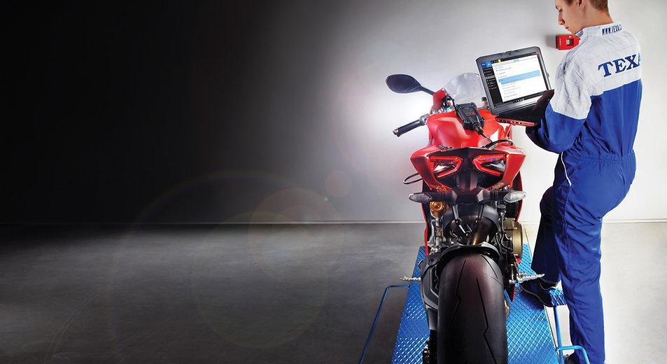 texa navigator txb evolution motorcycle diagnostic tool