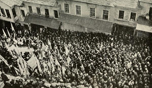 Puaux-René-Manifestim-Girokaster-1913.jp