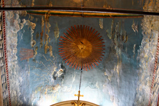 Syri i Zotit ne kishen e Shen Dimitrit ne Bitola