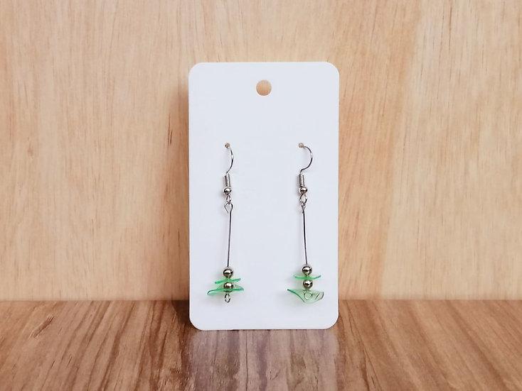Morning Dew Earrings - Long