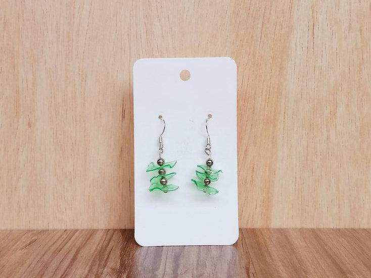 Morning Dew Earrings - Short