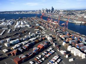 Balança comercial em Santa Catarina: abril de 2020