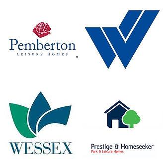 Lodge Manafacturers, Willerby, Prestige, Omar, Wessex, Pemberton