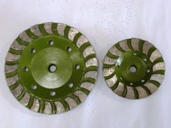 discos de diamante para polimento