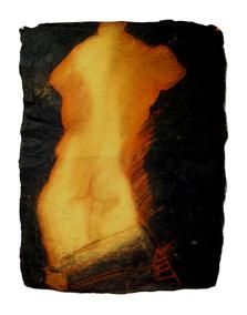 Landscape of a Woman