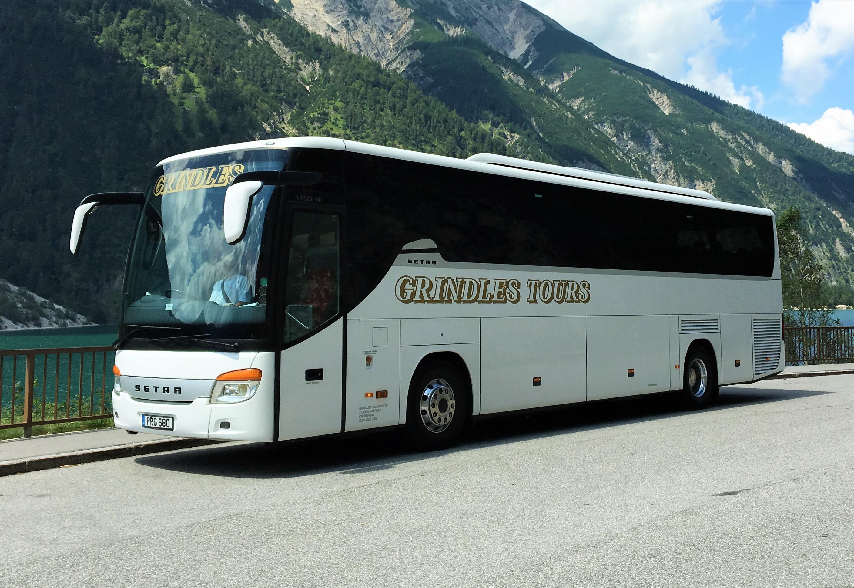 Luxury Coach Hire | Grindles Coaches - Gloucestershire ...