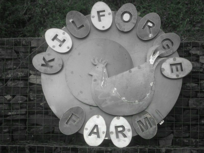 Kilforge Farm Sign