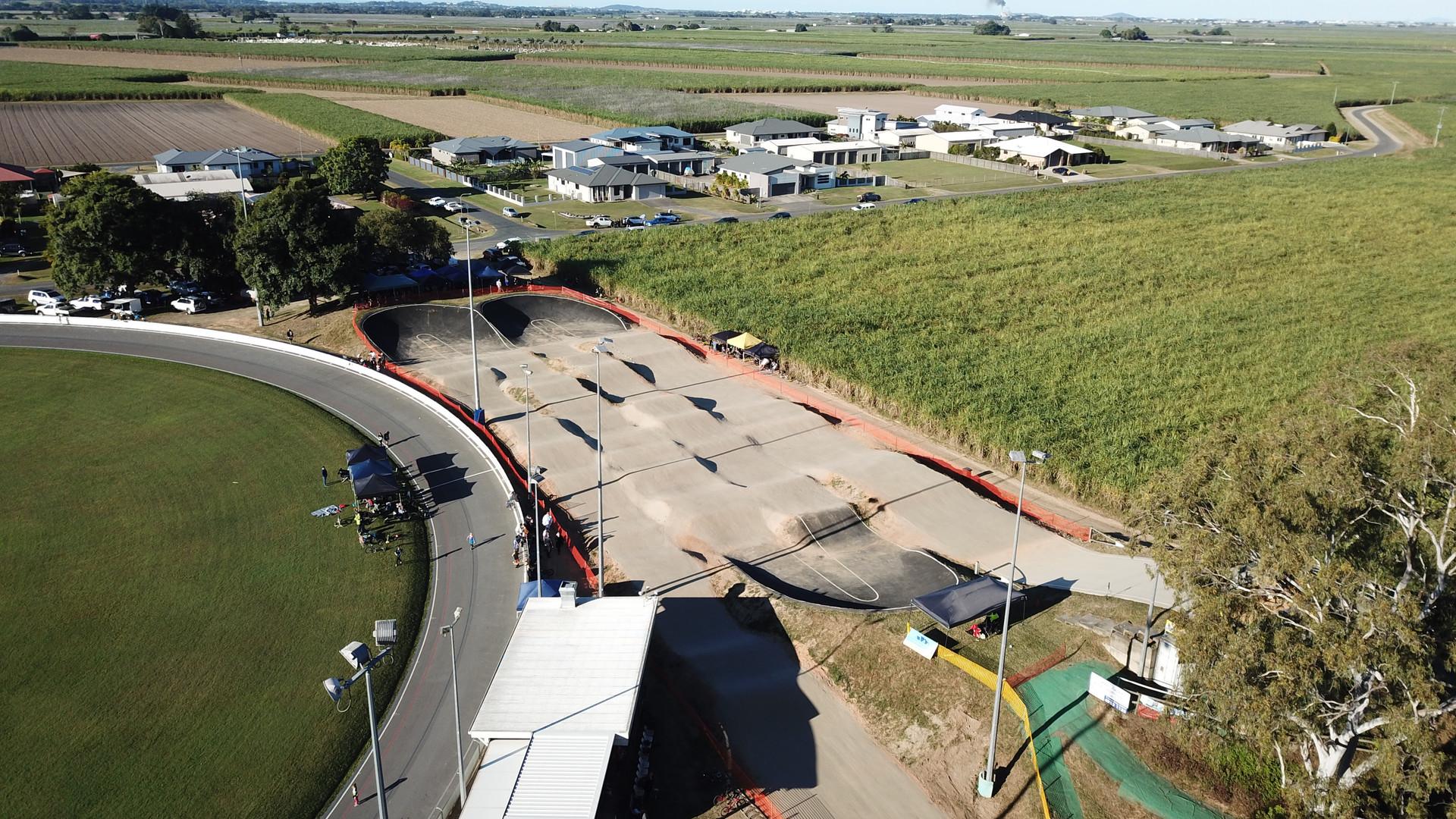 Walkerston BMX Track