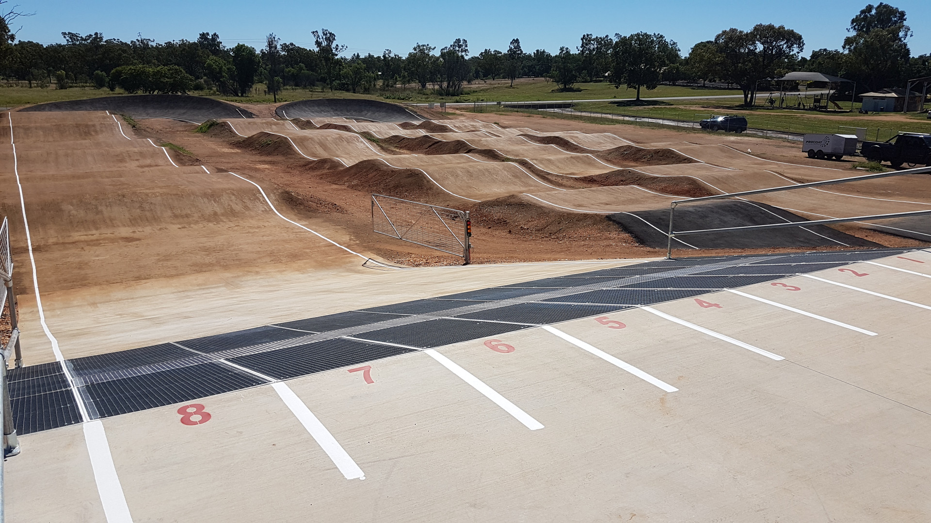Clermont BMX Track