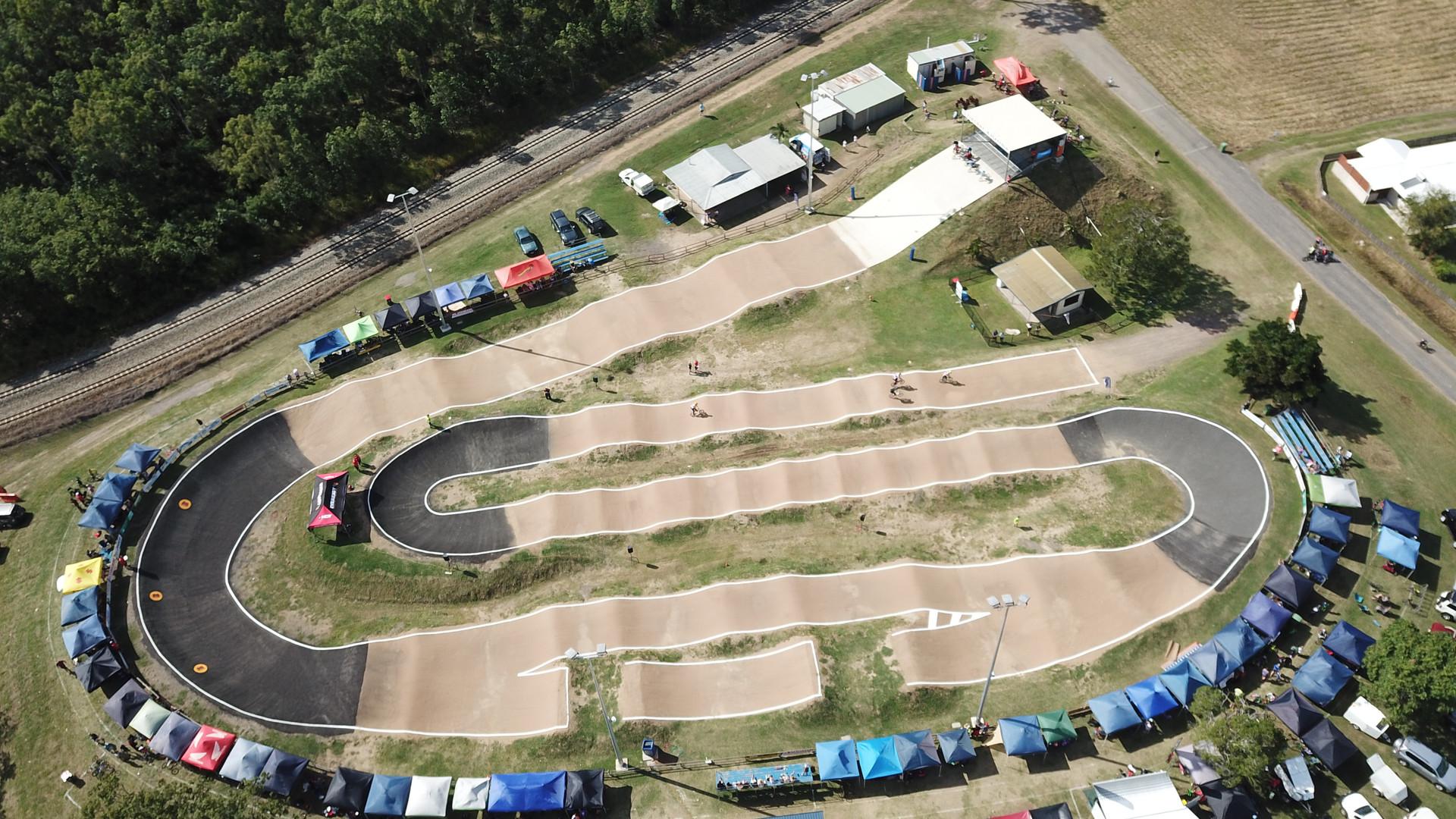 Sarina BMX Track