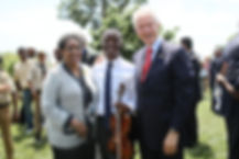 Ms. Evers-John-President Clinton.jpg