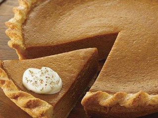 Turns out Pumpkin Pie....is really made from Squash?!