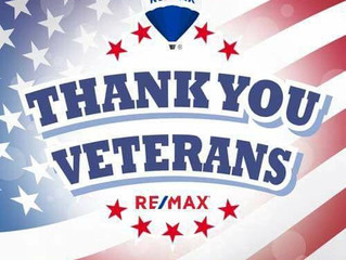 We count our blessings today and thank the many who make all of our freedoms possible #thankyouveter