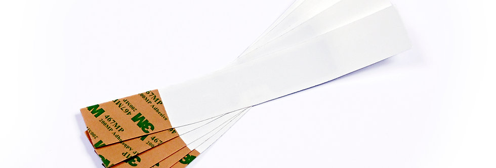 Polypropylenový RFID náramek samolepící