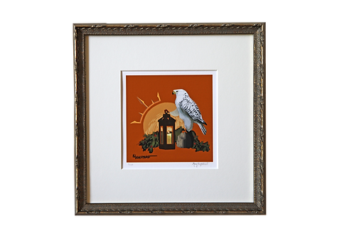 Light of Christ, Giclée Print - Limited Edition, Custom Frame