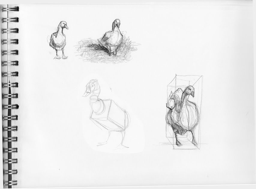 Geese 3 Dimensions