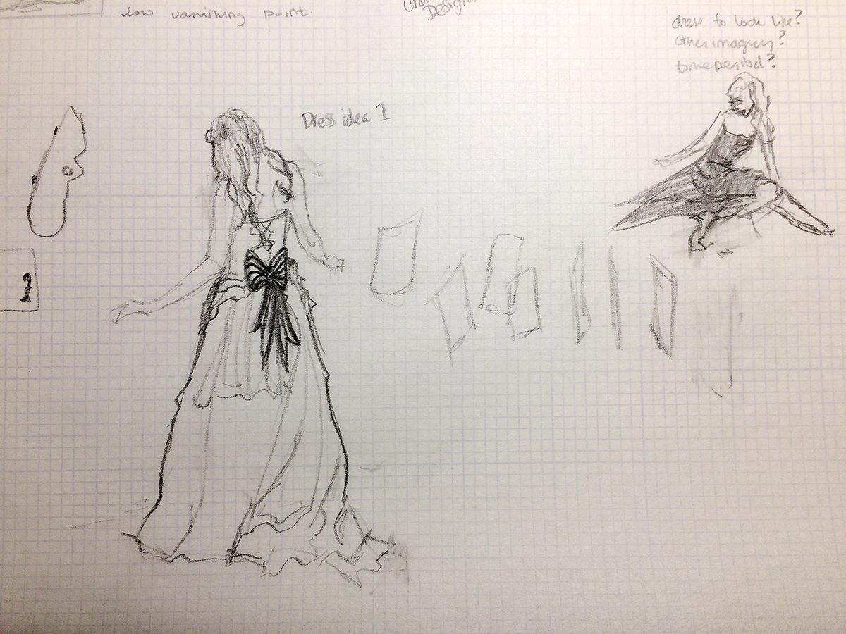Alice Papers Sketchbook