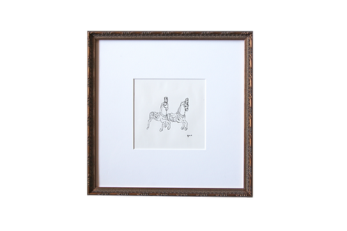 Carousel Horses, Original