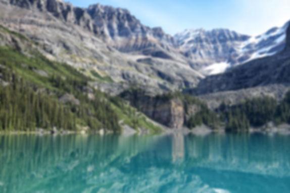 Eau du lac Paysage