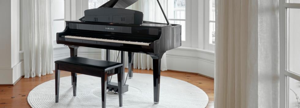 Siren's Lure Yamaha Piano