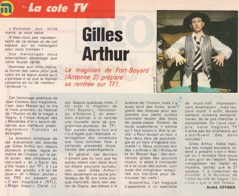 TV Magazine 1990