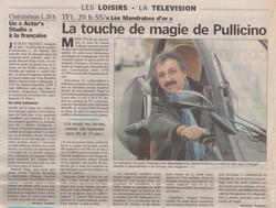 Le Parisien Février 2001