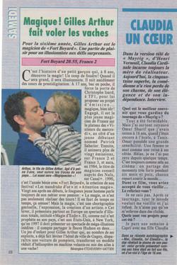 Télé Poche Aout 1996