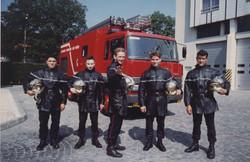 Méga-Illusion - Camion de Pompier