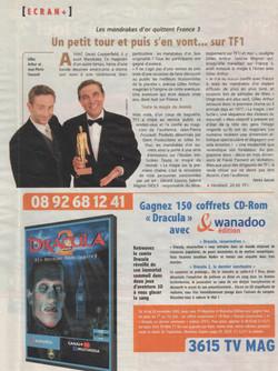 TV Magazine novembre 2000