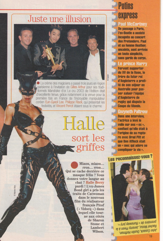 Télé Poche Octobre 2003