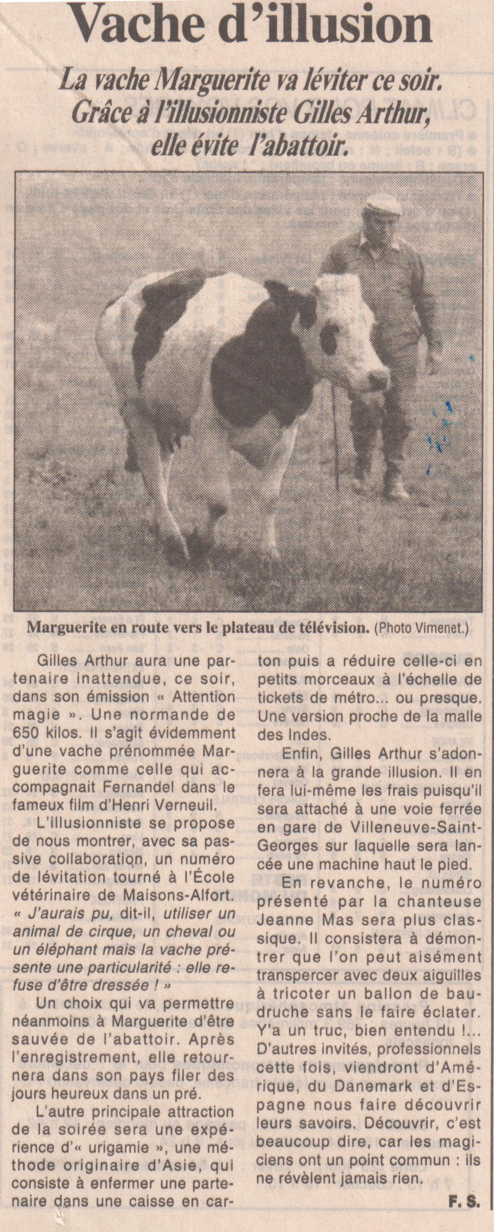 Le Figaro 1993