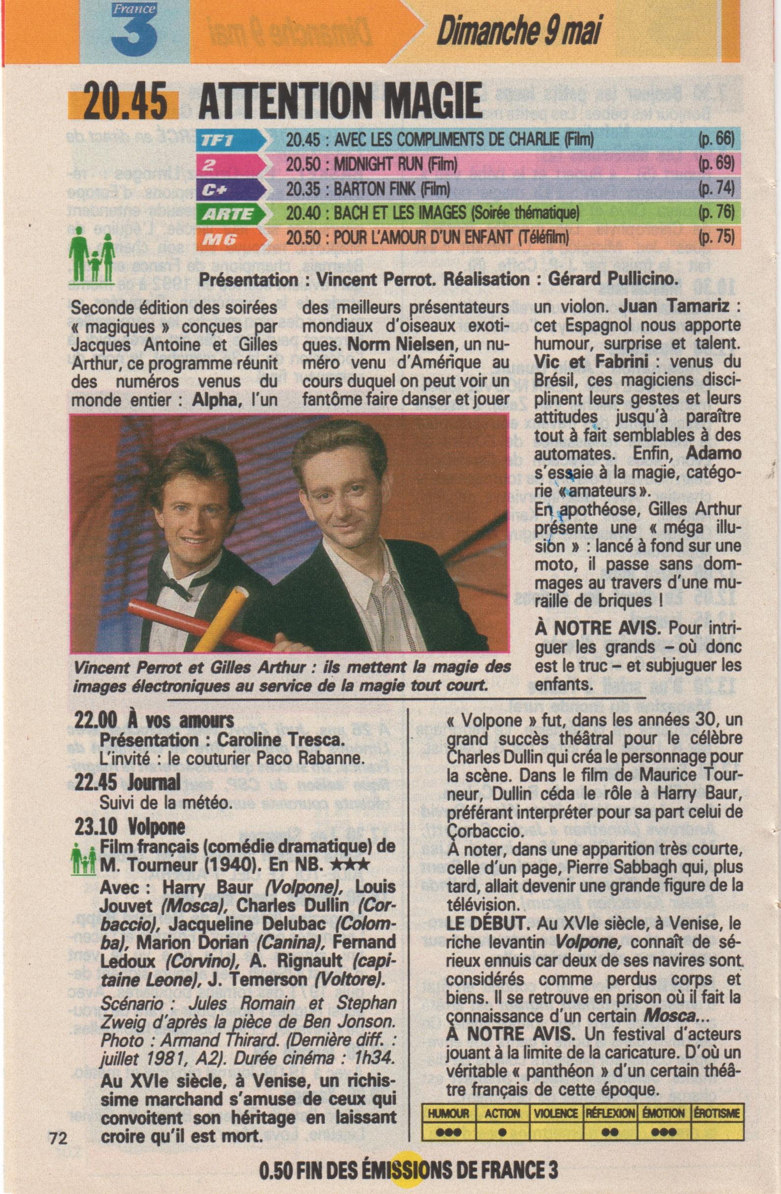 Télé Poche 1993