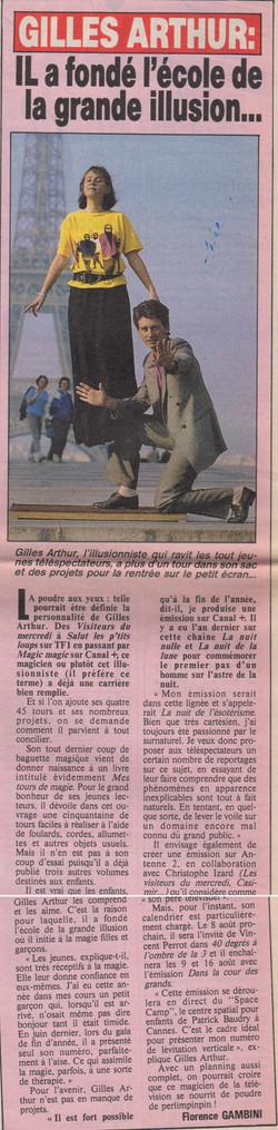 Ici Paris 1989