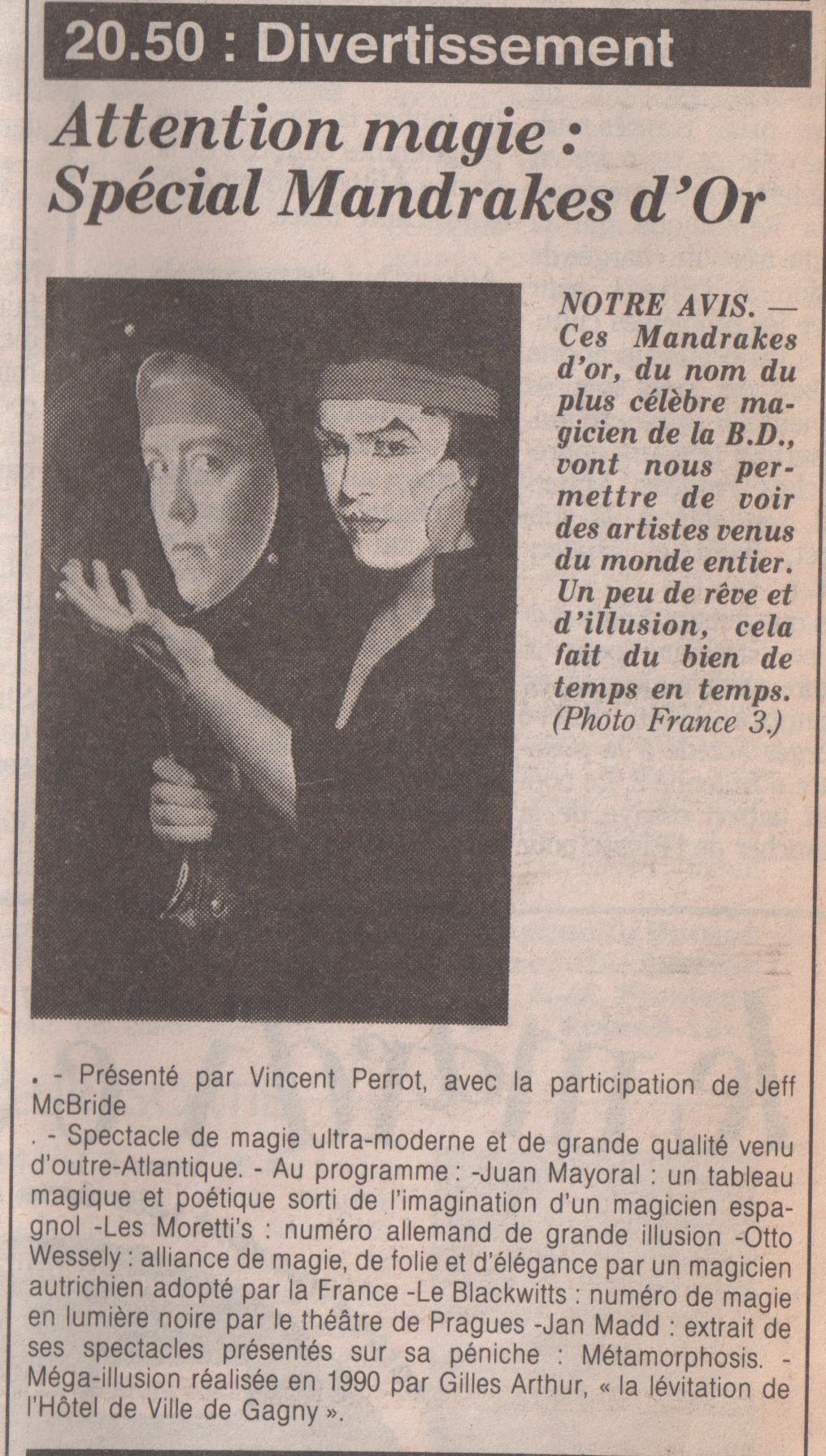 Le Parisien 1993