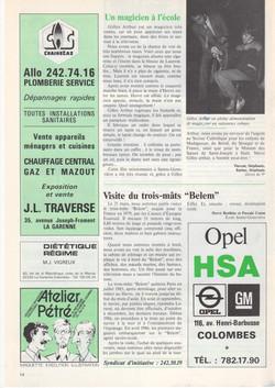 La Garenne Colombes 1985